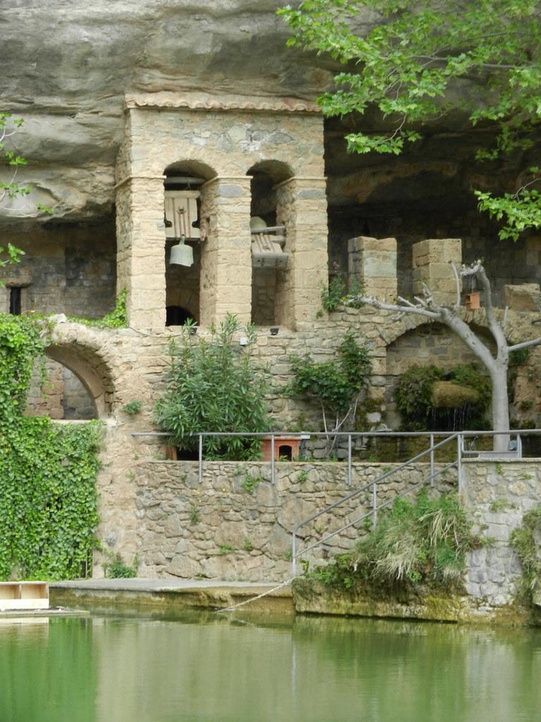 Catalonia - Monastery Sant Miquel del Fai