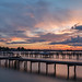 Sunset Time on Middle River by Ken Krach Photography