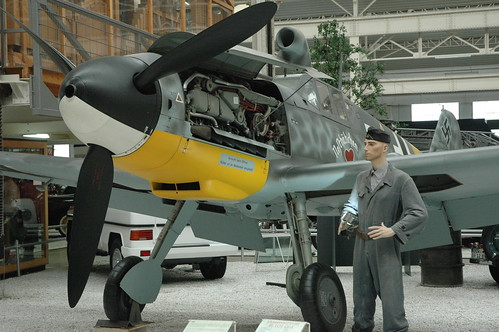 Messerschmitt Bf-109 G4