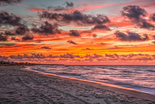 dawn sunrise fl usa florida stgeorgeisland sgi
