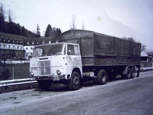 Henschel tractora