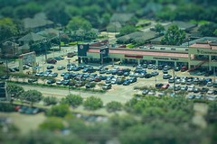 tiny li'l Burger King #TiltShift