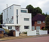 An Art Deco House In Twickenham - London.
