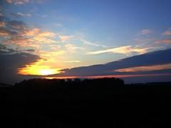 Spring sky - Photo of Bannost-Villegagnon