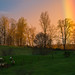 Morning Rainbow by T. Leighton Womack