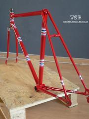 rare Juvela swiss frame, reynolds 531