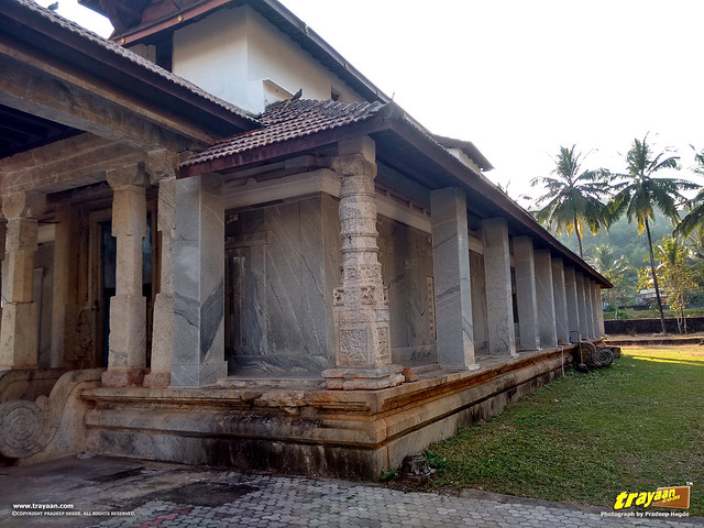Neminatha Basadi Jain Temple, in Karkala, Udupi district, Karnataka, India