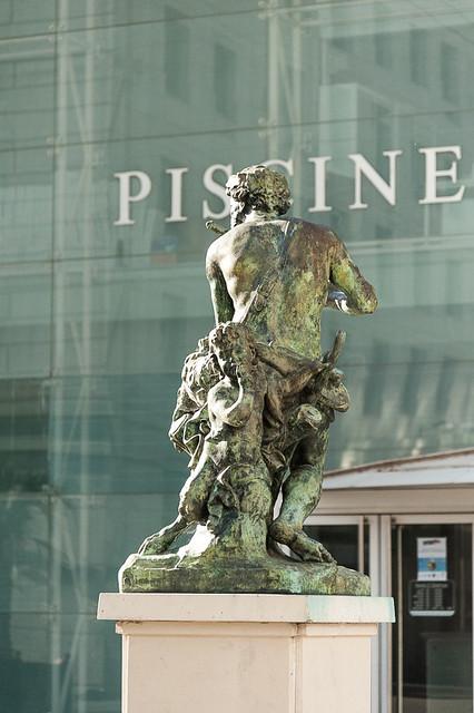 Piscine antigone montpellier flickr photo sharing for Piscine antigone