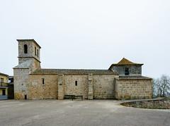 Corporario. Iglesia de San Juan Bautista