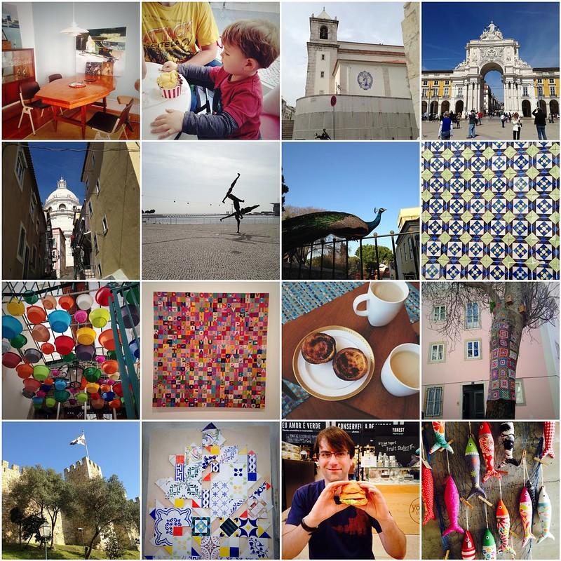 Lisbon mosaic 2