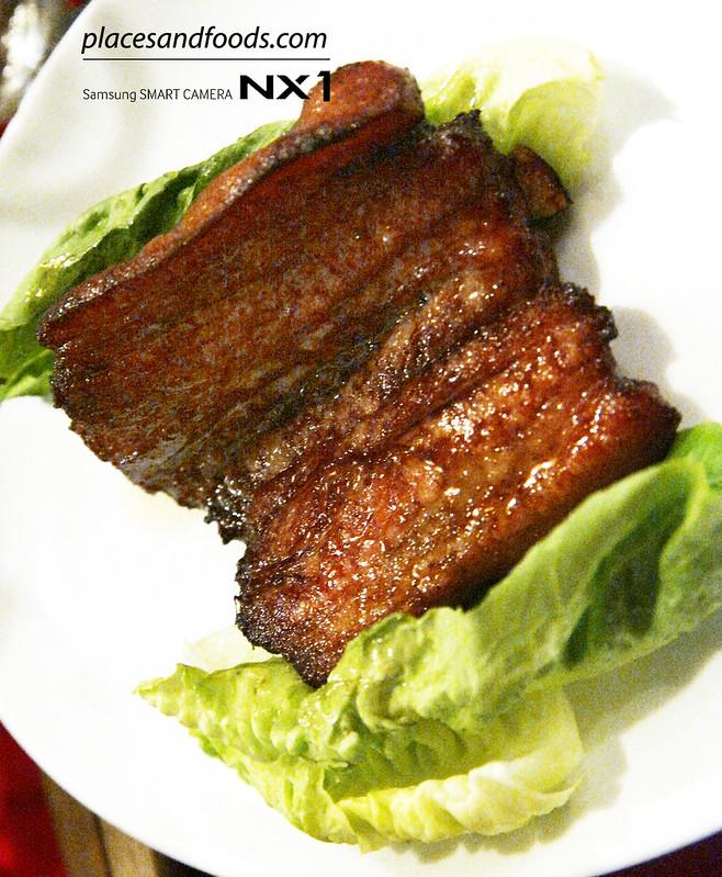CWZJ Cuisine (The Home of Tea Kings) pork ribs