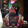 Ensamblatron de @tomasives fue todo un exitazo en feria @masdecolt  MUCHO MUCHO GRACIAS!!  #masdecolt #masdecomarket #proyectoensamble #tomasives #papertoys #papertoy #papercraft #arttoys #arms #tougui @tougui #designertoys #urbantoys #toydesign #toys #ca