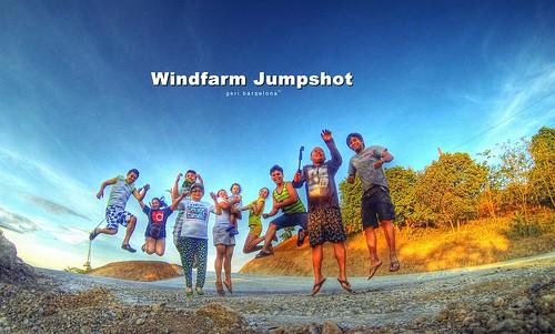 Windfarm Jumpshot