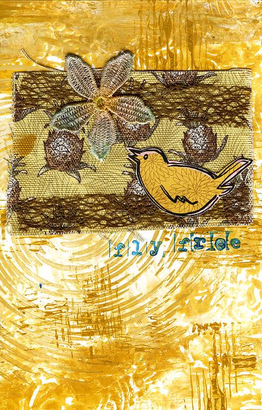 Birthday Card - Fly Free