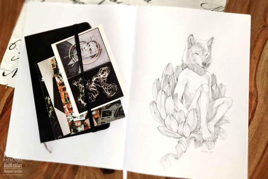 Quckly sketches