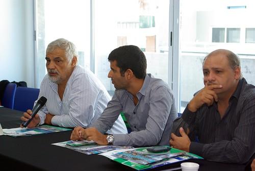 """Cierre de la cumbre """"Primera Reunión del Comité Asesor Internacional de la RIET"""" / Closing the summit,"""