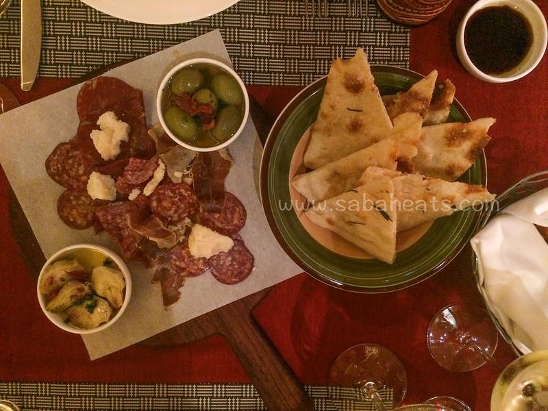 Rasa Ria Oceano Italian Restaurant