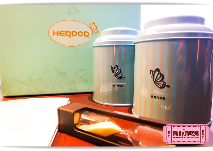 HERDOR 花漾藍絲禮盒0011