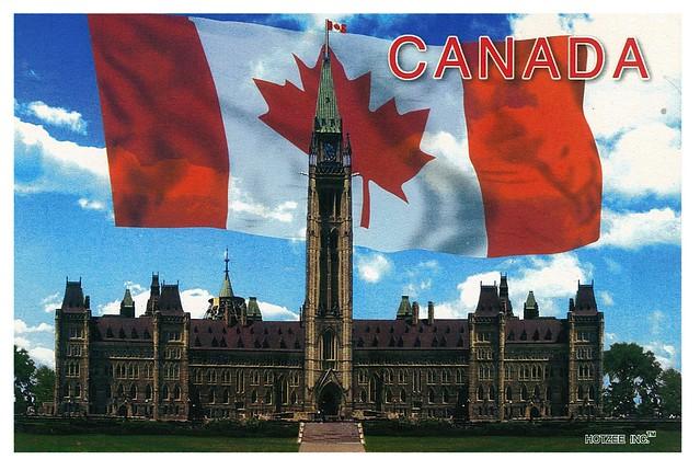Canada - Ottawa - Parliamnet Hill