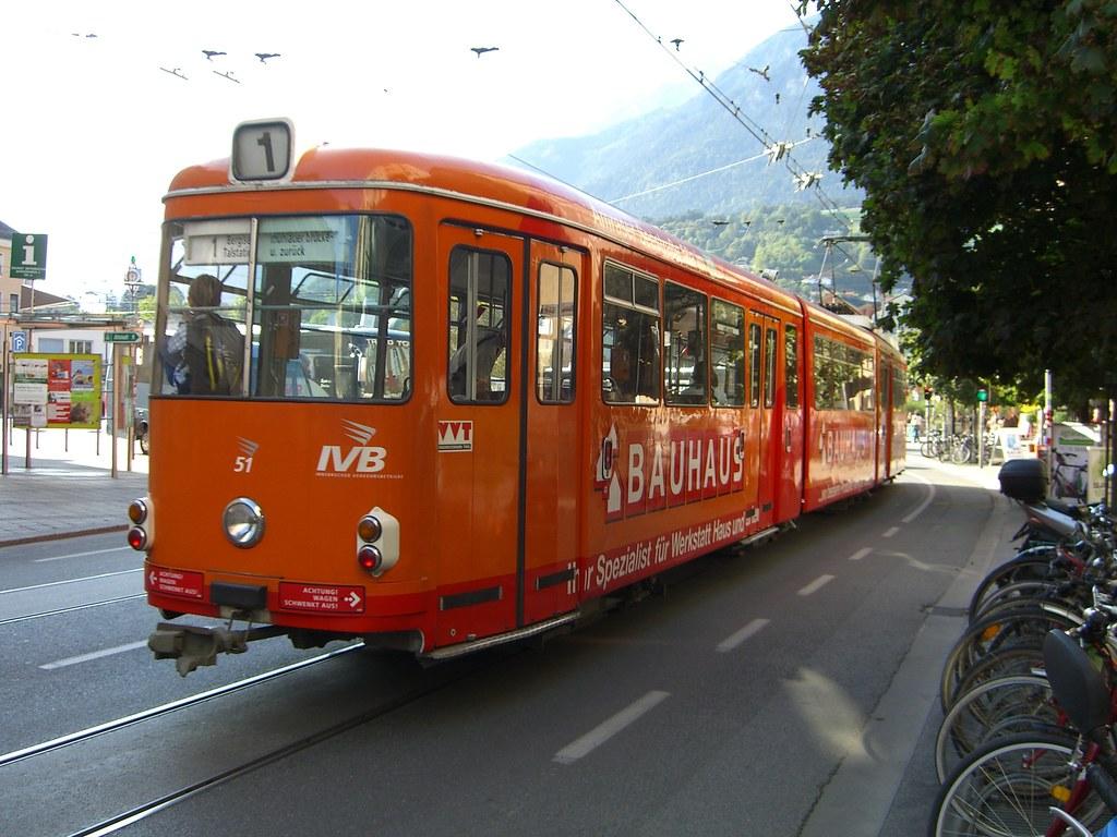 Tram Innsbruck