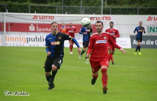 Spielberichte: TuS Koblenz - SpVgg Neckarelz 1:1 (1:1) 17355287071_b3cc81934e