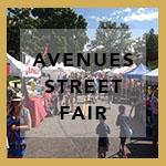 The Avenues Fair