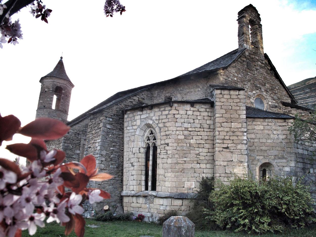 reharq_patrimonio_Iglesia de Sant Joan d'Arties (Val d'Aran)