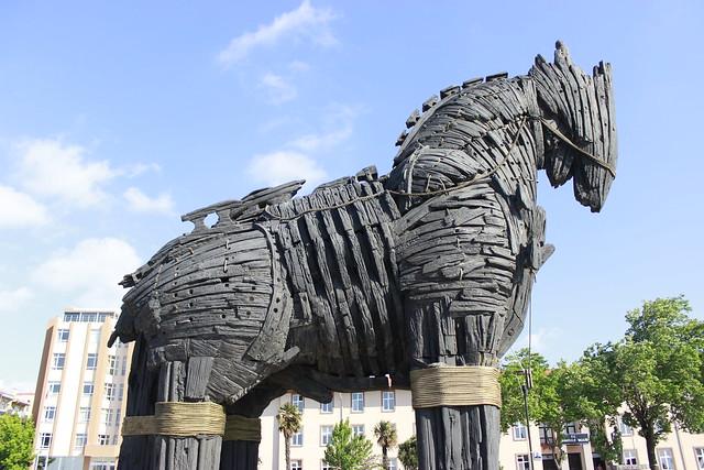 Truva Atı (Truva Hourse)