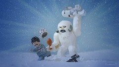 LEGO MICROFIGHTERS : Battle of Hoth ! (13/15)