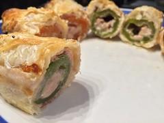Sliced, Wrapped #Bacon #Cheese #Shrimp #Jalapeño…