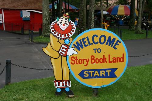 Story Book Land - Missy Mazz for Retro Roadmap