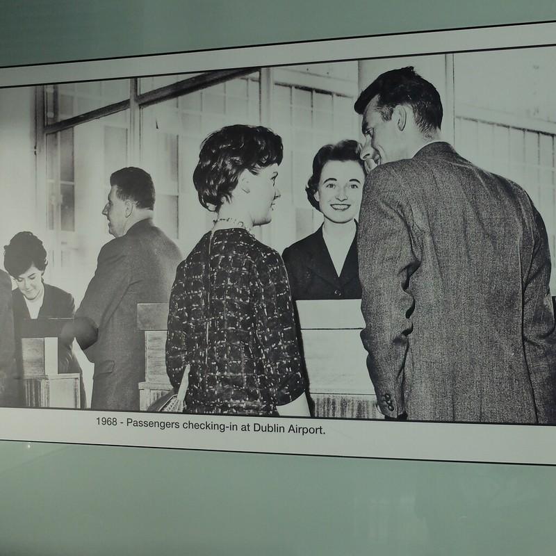 Dublin airport late 1960s