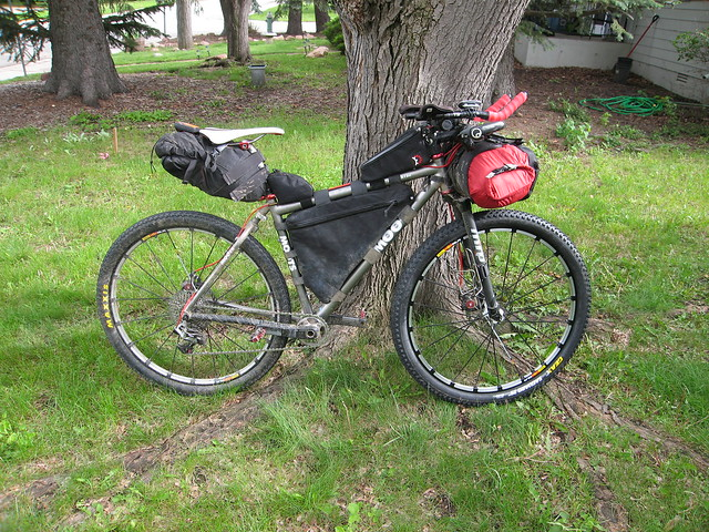 Dave's Tour Divide Rig
