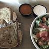 Reuben/Side Salad/2 Dressings