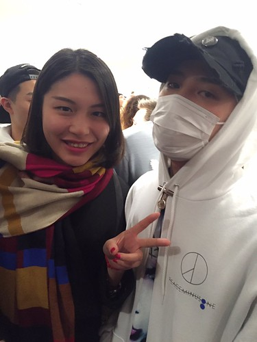 G-Dragon - Colette x Peaceminusone - 23jan2016 - evelynatp - 01