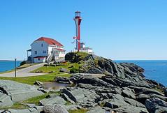 NS-01678 - Cape Forchu Lighthouse