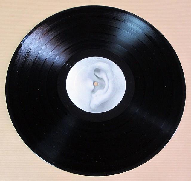 "STRANGLERS AURAL SCULPTURE 12"" LP VINYL"