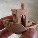 #3DBenchy by CT3D.xyz - 3D-printed with ECO Wood filament by #3DBenchy