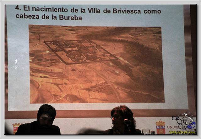 6 Recreción virtual de Briviesca en el siglo XIV