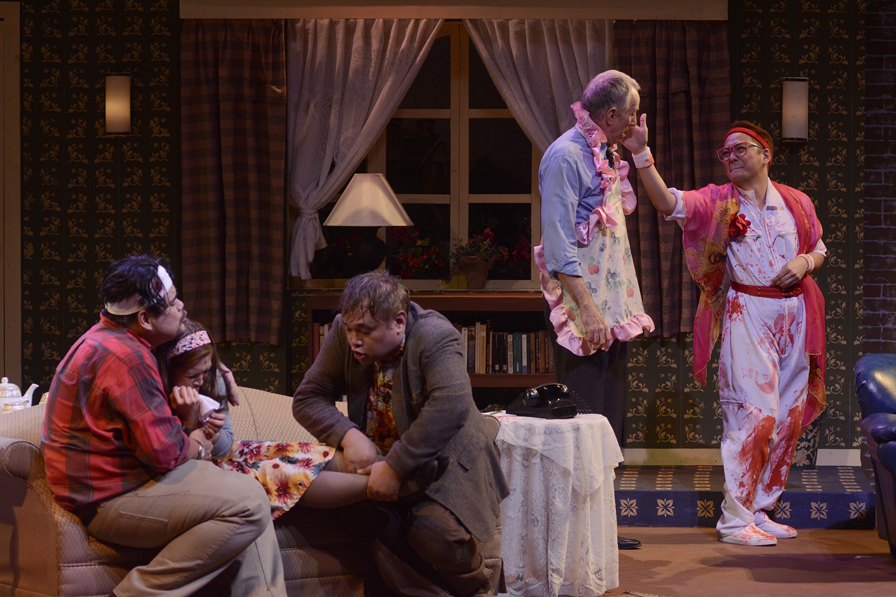 REPERTORY PHILIPPINES' Run For Your Wife