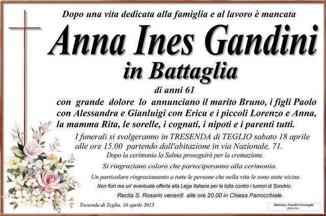 Gandini Anna Ines