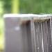 Rain on Bridge Fence by Theen ...