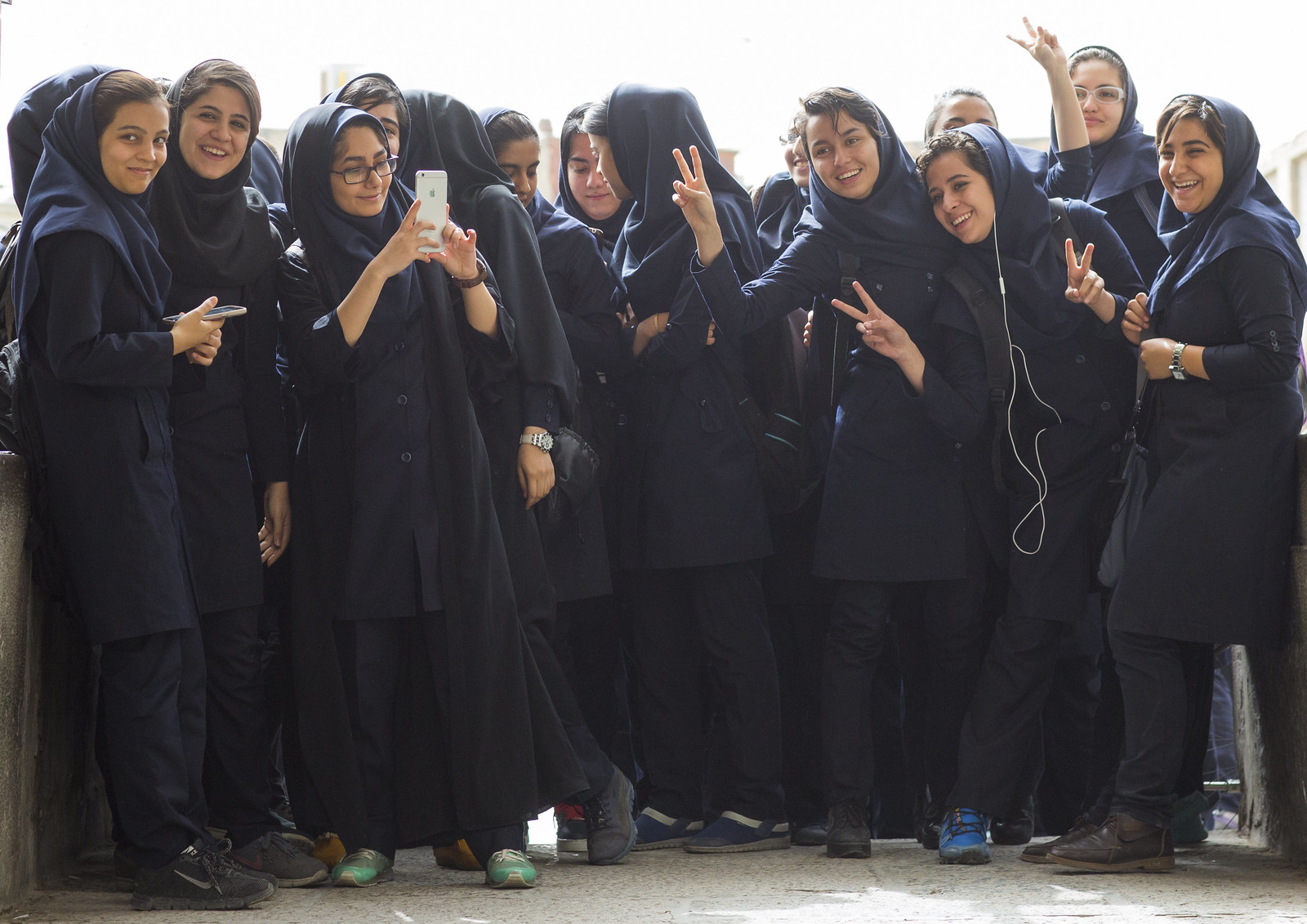 Students in Iran
