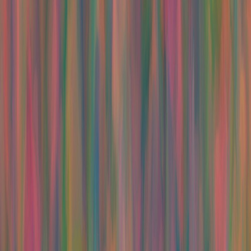 Vertical Perlin Warp