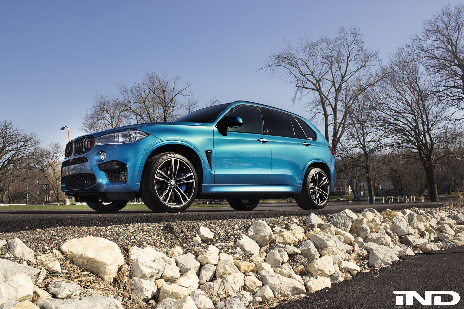 X5m In Long Beach Blue