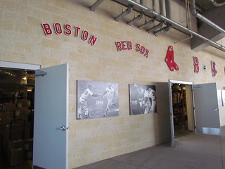 Red Sox Milestones at JetBlue Park -- Ft. Myers, FL, March 16, 2015