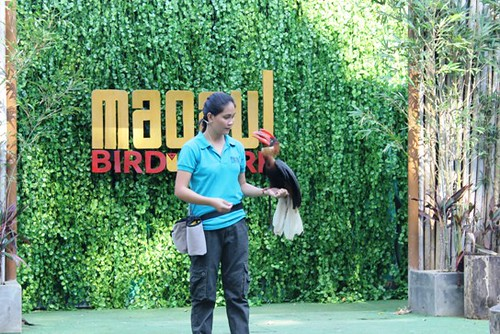 Magaul Birds' Park at Jest Camp Subic | by Jinkee Umali