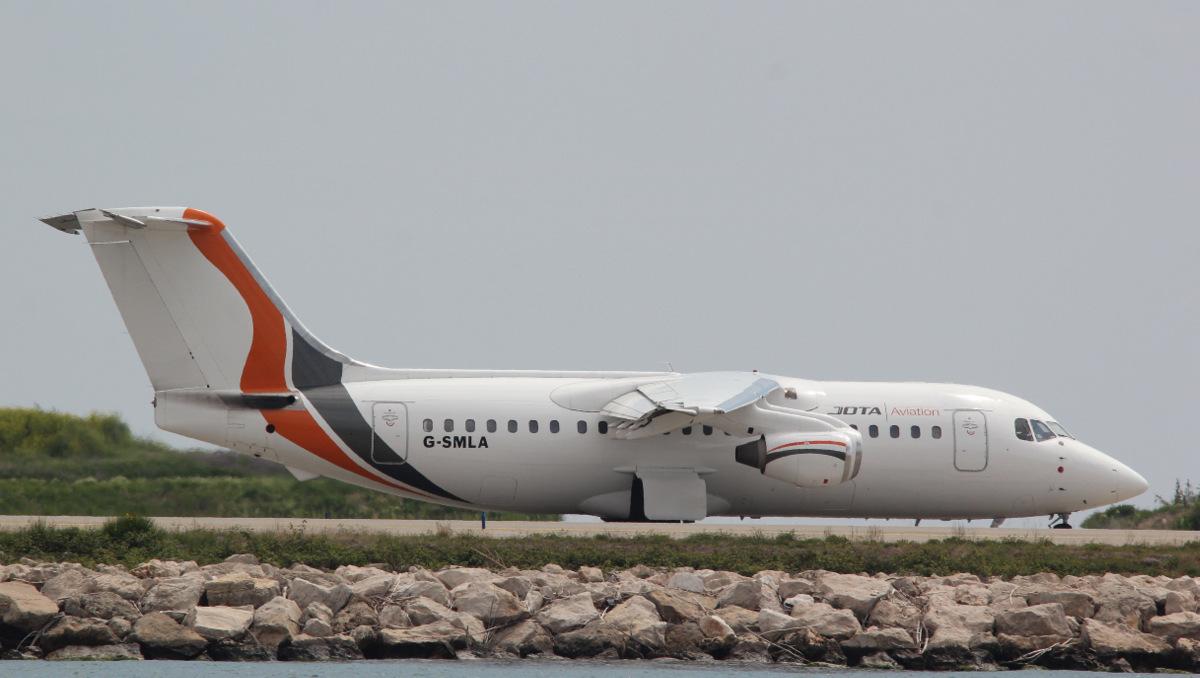 Aéroport Nice Côte d'Azur - LFMN/NCE Avril 2015  17253794652_a2e678079b_o