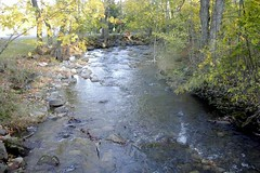 Stream near Stockbridge Mass.