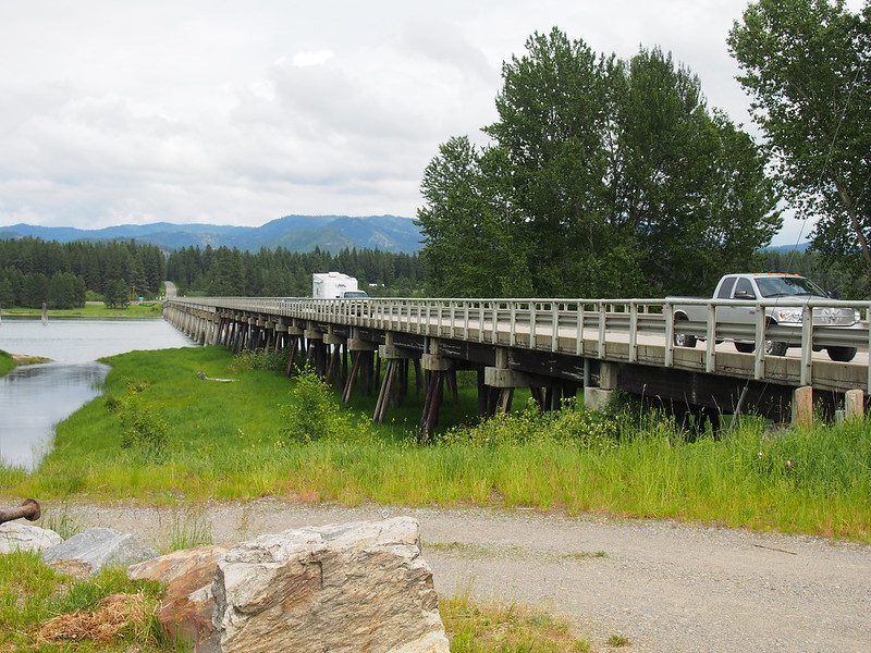King's Lake Road Bridge